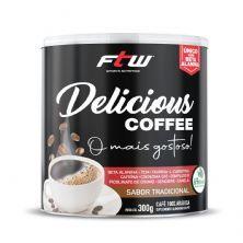 Delicious Coffee - 300g  Tradicional - FTW