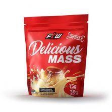 Delicious Mass - 3000g Refil Pudim de Leite Condensado - FTW