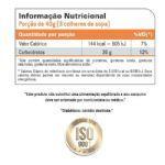 Dextrose - 1000g  Limão com Hortelã - Solaris Nutrition