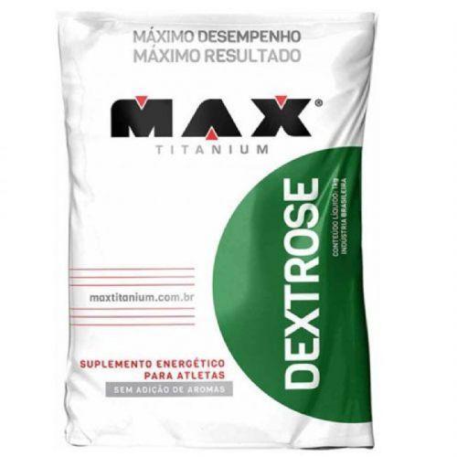 Dextrose - 1000g Natural - Max Titanium no Atacado