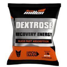 Dextrose - 1000g Refil Laranja - New Millen