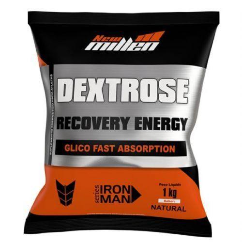 Dextrose - 1000g Refil Original - New Millen no Atacado