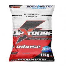 Dextrose Ribose - 1000g Refil Morango - Body Nutry