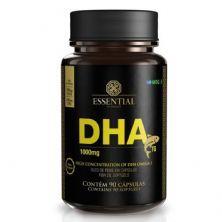 DHA TG - 90 Cápsulas 1g - Essential Nutrition