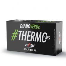 Diabo Verde Extremo - Box 60 Cápsulas - FTW