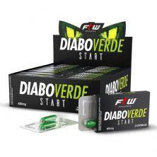 Diabo Verde Start - Contém 24 Cartelas com 2 cápsulas Cada - FTW