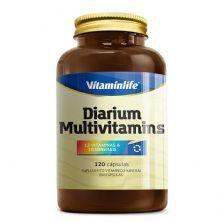 Diarium Multivitamínico - 120 Cápsulas - VitaminLife