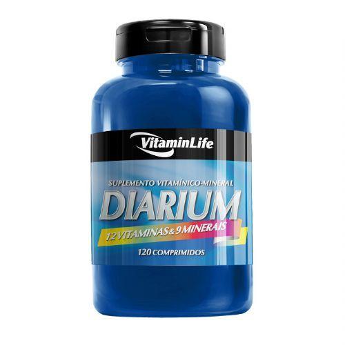 Diarium - Multivitamínico 120 comprimidos - VitaminLife