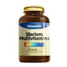Diarium Multivitamínico - 120 comprimidos - VitaminLife