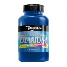 Diarium - Multivitamínico 120 comprimidos - VitaminLife*** Data Venc. 30/04/2018