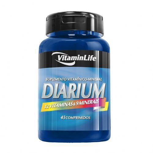 Diarium - Multivitamínico 45 comprimidos - VitaminLife