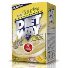 Diet Way - 420g - Shake Banana - Midway