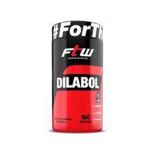 Dilabol - 160 Cápsulas - FTW