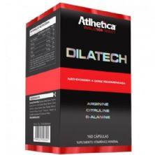 Dilatech Evolution Series - 160 capsulas - Atlhetica