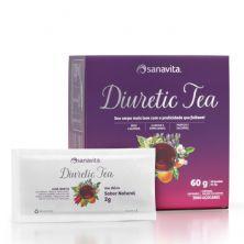 Diuretic Tea - 30 sachês 2g Natural - Sanavita