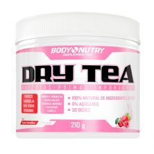 Dry Tea Feminy - 210g Frutas Vermelhas - Body Nutry*** Data Venc. 29/05/2021