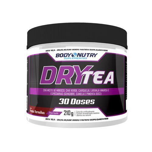 Dry Tea - Frutas vermelhas 210g - Body Nutry