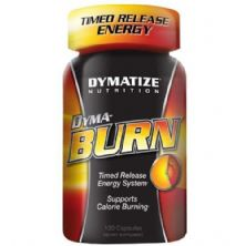 Dyma Burn - 120 Cápsulas - Dymatize