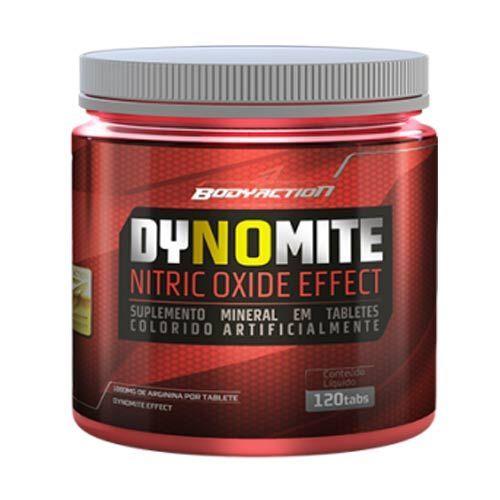 Dynomite Nitric Oxide - 120 Tabletes - BodyAction