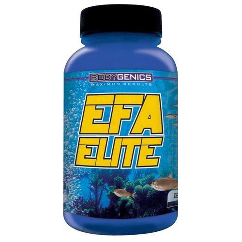 EFA Elite - 120 cápsulas - Bodygenics