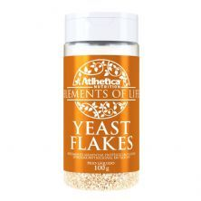 Elements Of Life Yeast Flakes - 100g Natural - Atlhetica Nutrition