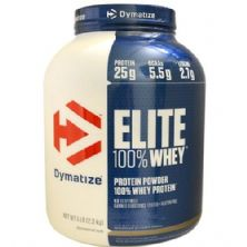 Elite 100% Whey Protein - 2300g Cookies & Cream - Dymatize