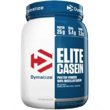 Elite Casein - 1800g Smooth Vanilla - Dymatize
