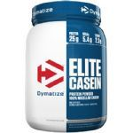 Elite Casein - Smooth Vanilla 1800g - Dymatize Nutrition