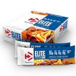 Barra Elite Protein Bar - Chocolate com Peanut Butter 12 Unidades 840g - Dymatize