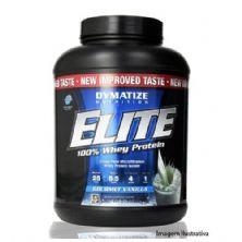 Elite Whey Protein  Baunilha 2270g - Dymatize