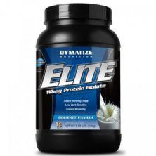 Elite Whey Protein Isolate - Baunilha 2268g - Dymatize