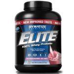 Elite Whey Protein - Strawberry Blast 2270g - Dymatize