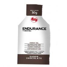 Endurance T-rex Gel Energético - 1 Sachê de 30g Chocolate - Vitafor