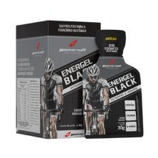 Energel Black - 10 Sachês Abacaxi - BodyAction