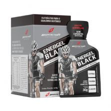 Energel Black - 10 Sachês Frutas Vermelhas - BodyAction