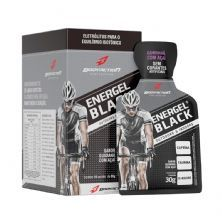 Energel Black - 10 Sachês Guaraná c/ açaí - BodyAction