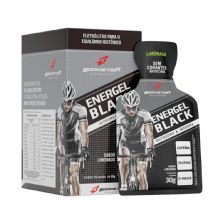 Energel Black - 10 Sachês Limonada - BodyAction