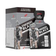 Energel Black - 10 Sachês Morango - BodyAction