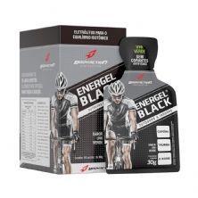 Energel Black - 10 Sachês Uva Verde - BodyAction