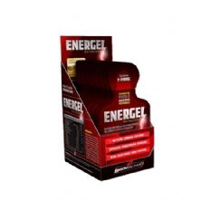 Energel Outdoors - 10 Unidades Morango Silvestre - BodyAction