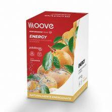 Energy - 12 Envelopes 20g - Tangerina - Moove Nutrition