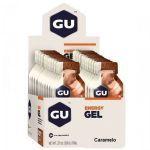 Energy Gel - 24 Sachês 32g Caramelo - GU no Atacado
