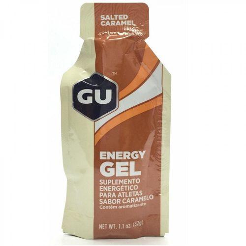 Energy Gel - Sabor Caramelo 1 sachês 32g - GU
