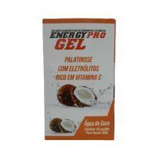 Energy Pro Gel - 15 sachês de 30g Água de Coco - Sudract Nutrition