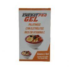 Energy Pro Gel - 15 sachês de 30g Banana com Açaí - Sudract Nutrition
