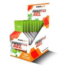 Energy Pro Gel - 15 sachês de 30g  Limão - Sudract Nutrition