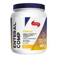 Enteral Comp Com Fibras  - 800g Baunilha - Vitafor