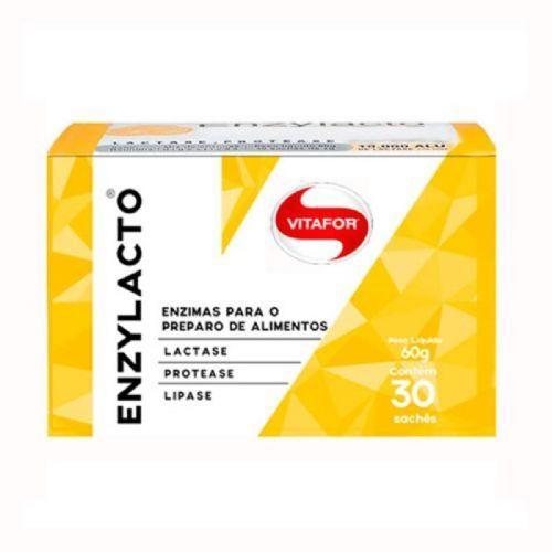 Enzylacto Ultra - 30 Sachês 2g - Vitafor no Atacado