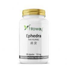 Ephedra - 30 Cápsulas - Fitoway