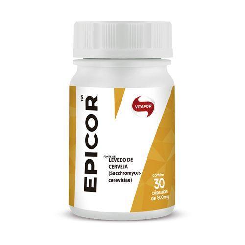 Epicor - 30 Cápsulas - Vitafor